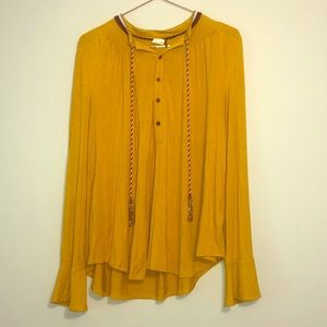 Anthropologie top S